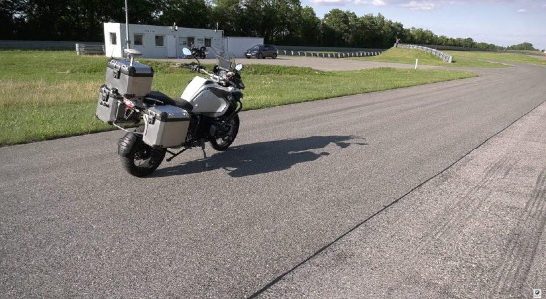 BMW pokazało swój autonomiczny motocykl R1200GS