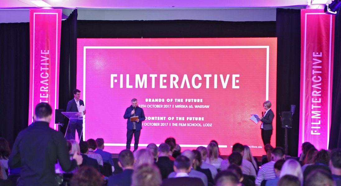 Już wkrótce odbędzie się festiwal komunikacji interaktywnej – Filmteractive