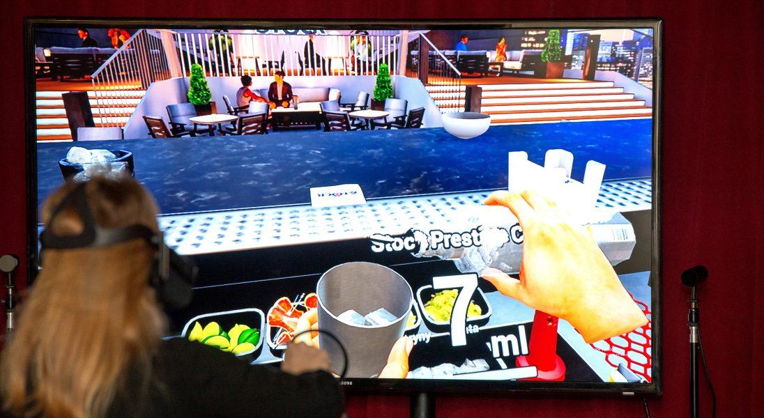 Rywalizuj z najlepszymi barmanami w świecie wirtualnym. Rusza pierwszy turniej barmański w formule eSportowej
