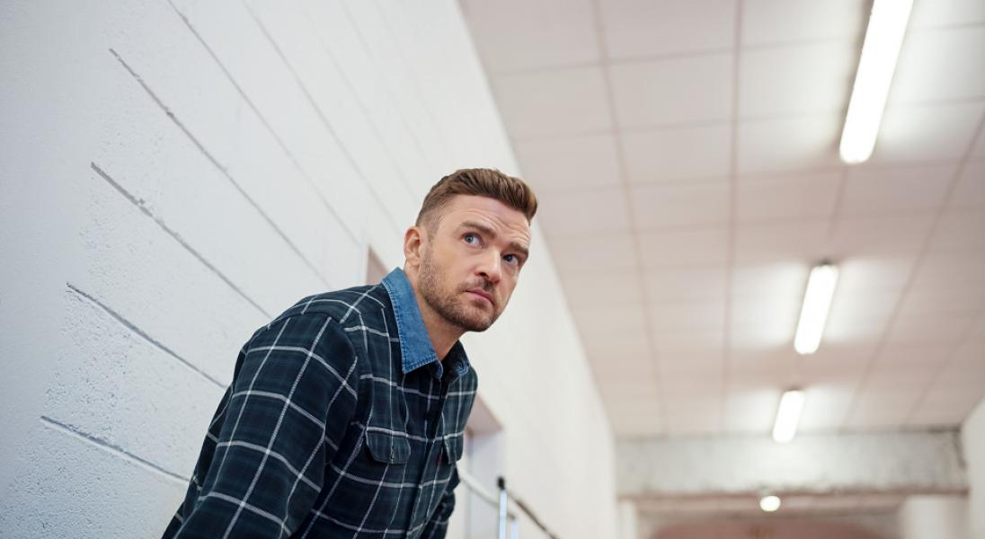 """Levi's i Justin Timberlake pokazują wspólną kolekcję """"Fresh Leaves"""" na jesień 2018"""