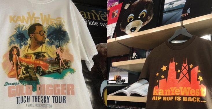 Superfan Kanye Westa wyprzedaje swoją gigantyczną kolekcję gadżet&oacute;w związanych z artystą<
