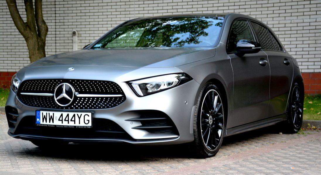 Nowy Mercedes Klasy A - przyglądamy się inteligentnemu autu, z którym można rozmawiać