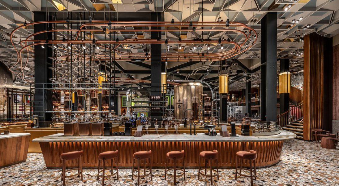 Pierwszy Starbucks we Włoszech został uznany za najpiękniejszy lokal tej sieci