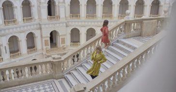 A Call For Dance. Joanna Kulig i Jeanne Damas szaleją w tańcu w drugiej odsłonie kampanii Reserved