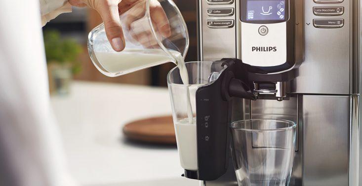 Powstał innowacyjny system spieniania mleka, kt&oacute;ry jest inspirowany ruchem wiatru<