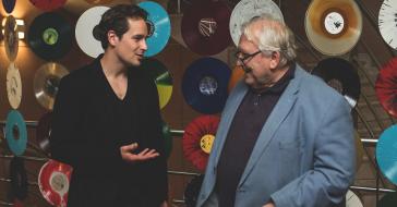 Ruszyły Czwartkowe Spotkania Muzyczne w WMfono. Pierwszym gościem był Krzysztof Zalewski