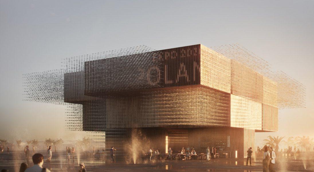 Tak będzie wyglądał polski Pawilon na Expo 2020 w Dubaju