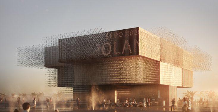 Tak będzie wyglądał polski Pawilon na Expo 2020 w Dubaju<