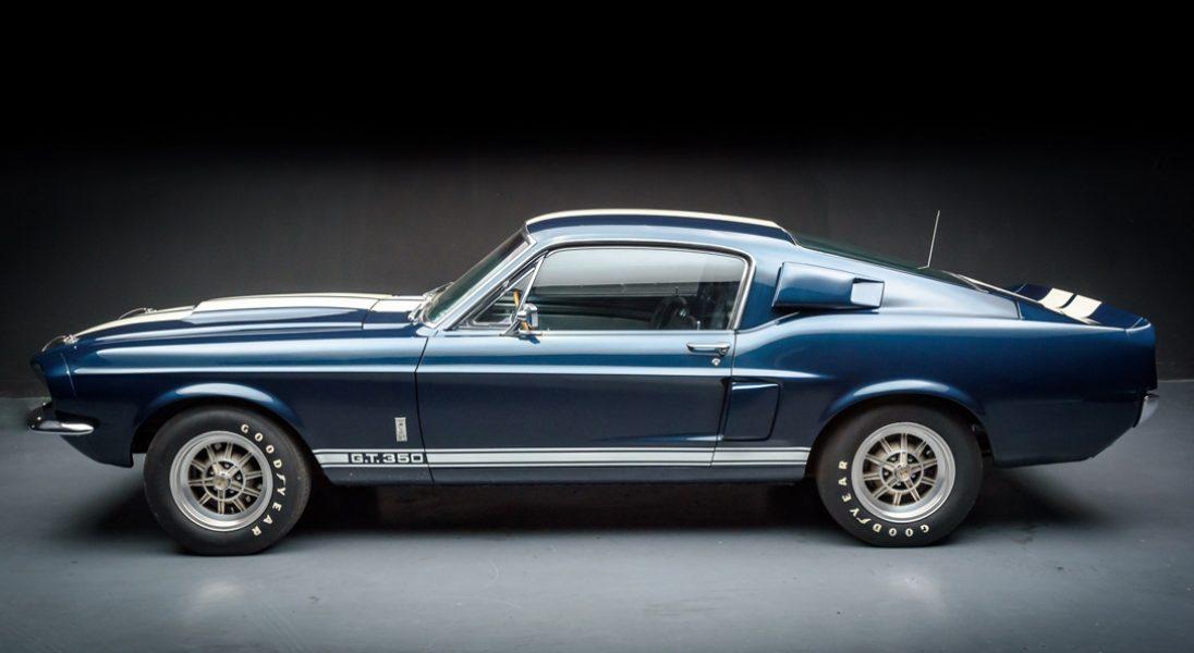Pięknie odrestaurowany Ford Mustang Shelby z 1967 roku może być Twój