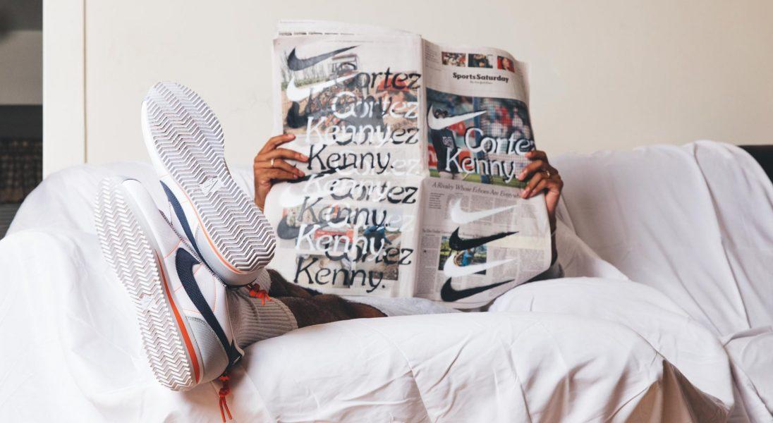 Kapcie-sneakersy od Nike i Kendricka Lamara to idealny gadżet dla maniaków sportowych butów