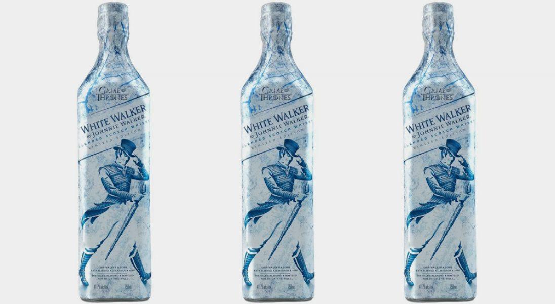 """White Walker by Johnnie Walker to whisky dla fanów """"Gry o Tron"""""""