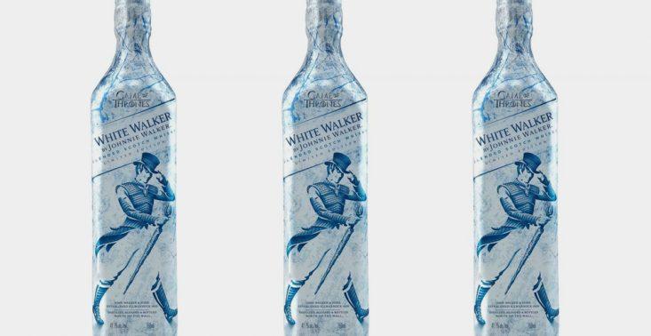 White Walker by Johnnie Walker to whisky dla fan&oacute;w &quot;Gry o Tron&quot;<