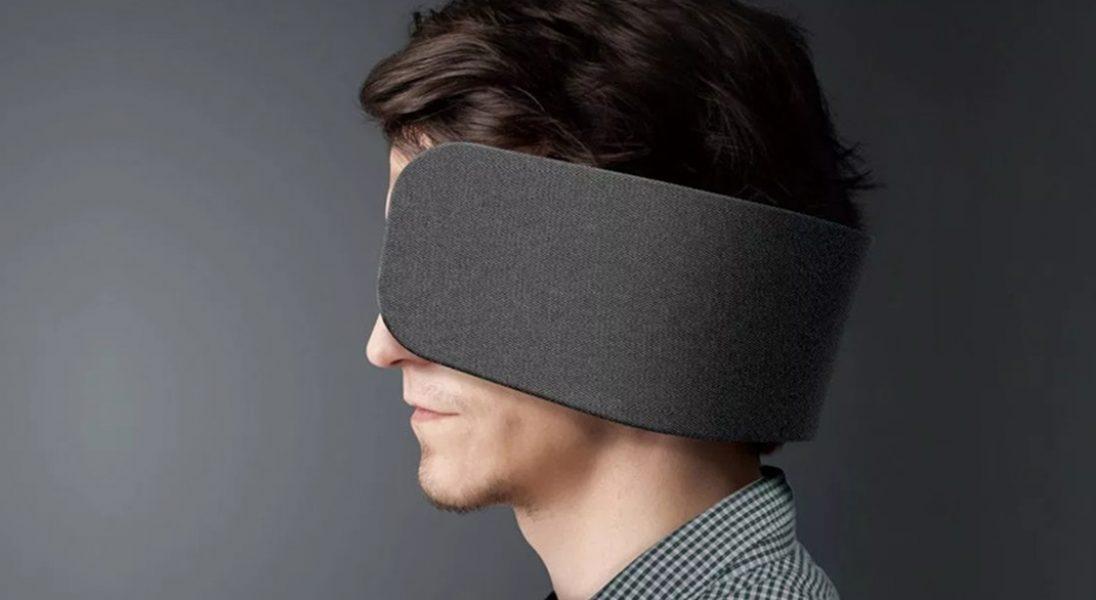 Te klapki na oczy od Panasonic pomogą ci skupić się na pracy