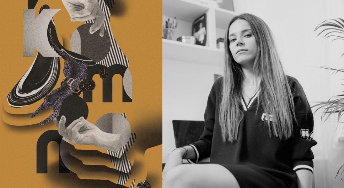 Polska autorka kolaży, Barrakuz została globalną ambasadorką zegarków KOMONO