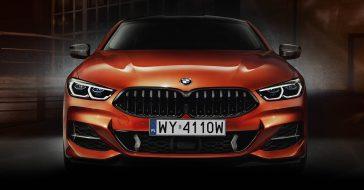 W warszawskim domu aukcyjnym będzie można wylicytować pierwsze w Polsce BMW serii 8