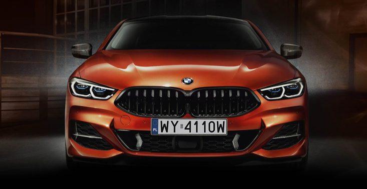 W warszawskim domu aukcyjnym będzie można wylicytować pierwsze w Polsce BMW serii 8<