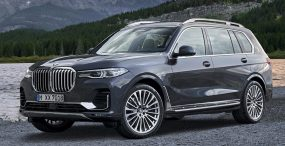 BMW pokazało potężnego SUV-a. Oto model X7