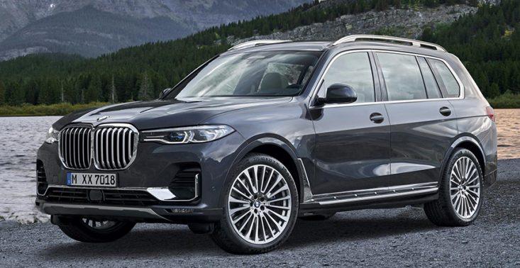 BMW pokazało potężnego SUV-a. Oto model X7<