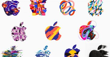 Apple zaprasza na premierę swojego nowego sprzętu. Z tej okazji stworzyło kilkaset wersji swojego logo