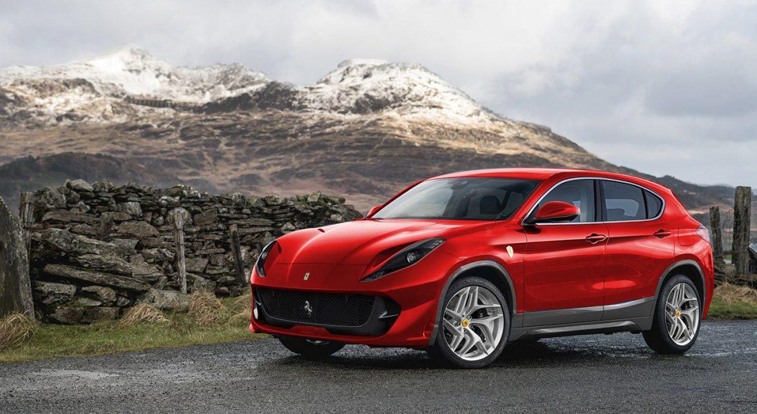 Ferrari Purosangue, czyli pierwszy SUV włoskiego producenta