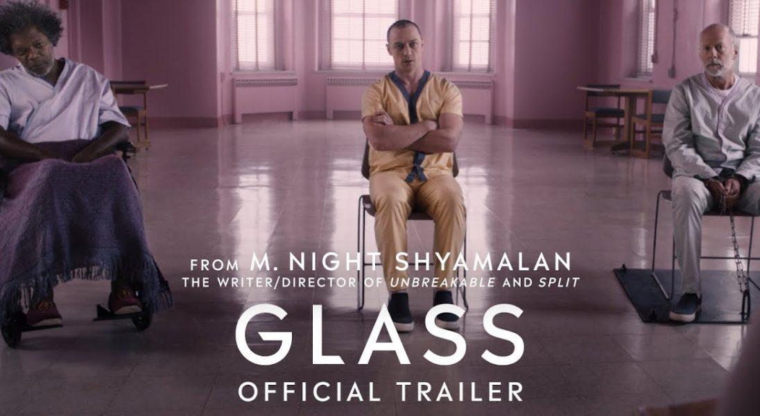 """Pojawił się nowy zwiastun filmu """"Glass"""" M. Nighta Shyamalana. To kontynuacja """"Split"""" i """"Niezniszczalnego"""""""