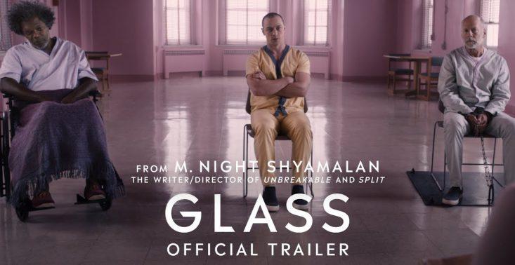 Pojawił się nowy zwiastun filmu &quot;Glass&quot; M. Nighta Shyamalana. To kontynuacja &quot;Split&quot; i &quot;Niezniszczalnego&quot;<