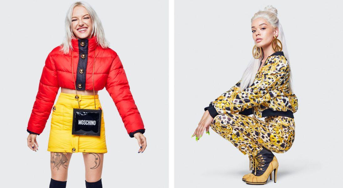 Tak wygląda lookbook kolekcji Moschino x H&M!