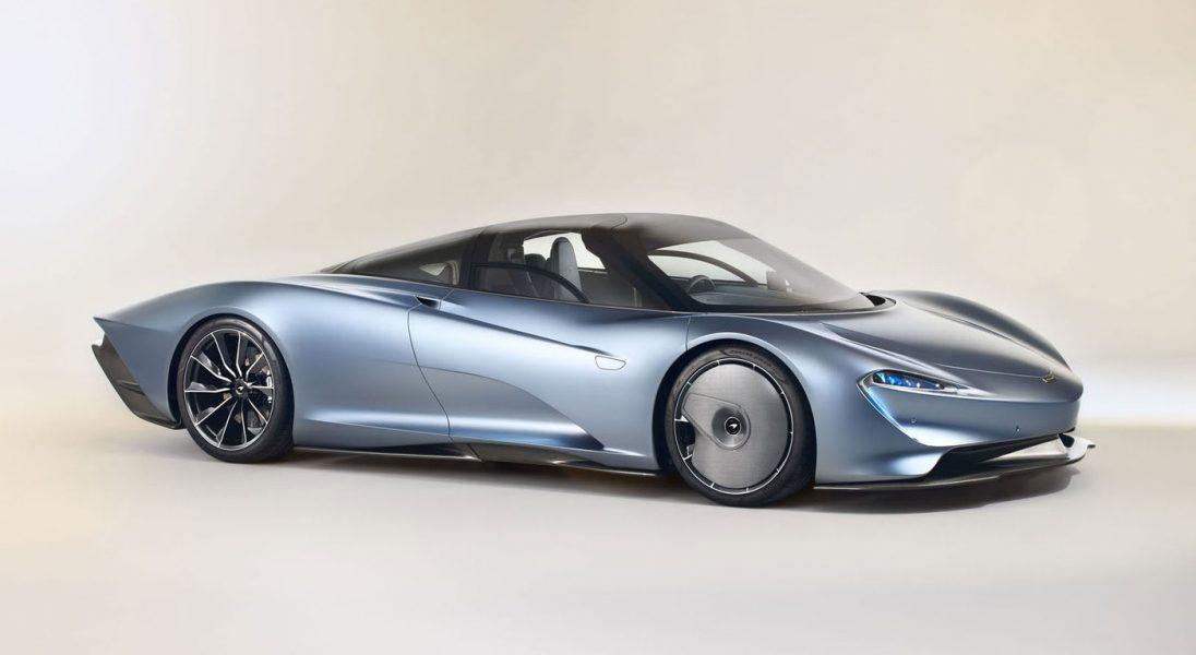 Najszybszy model w historii marki. Oto McLaren Speedtail