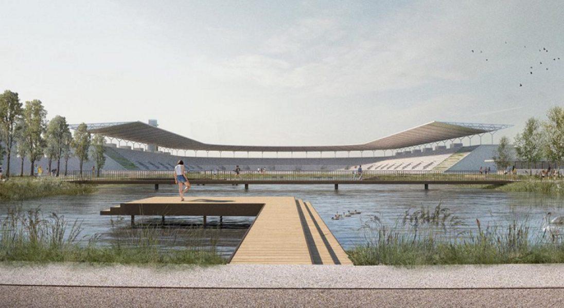 Warszawska Skra doczeka się przebudowy. Tak wygląda zwycięski projekt kompleksu sportowego