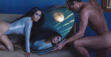 David LaChapelle został autorem zdjęć do najnowszej kampanii kosmetyków Kim Kardashian West