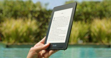 Amazon prezentuje nowy, wodoodporny czytnik Kindle Paperwhite 4