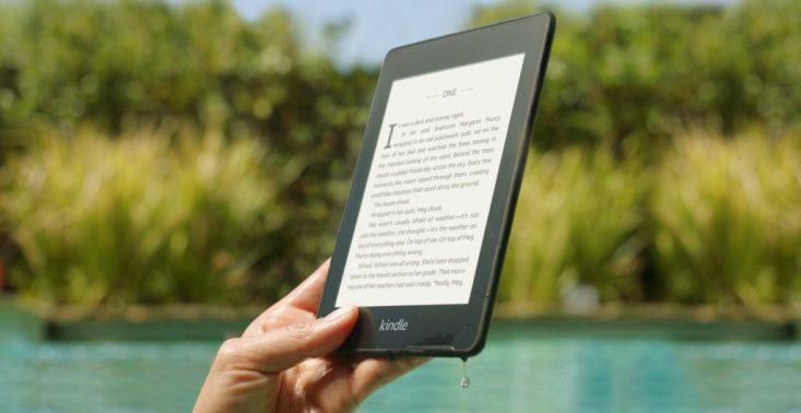 Amazon prezentuje nowy, wodoodporny czytnik Kindle Paperwhite 4<
