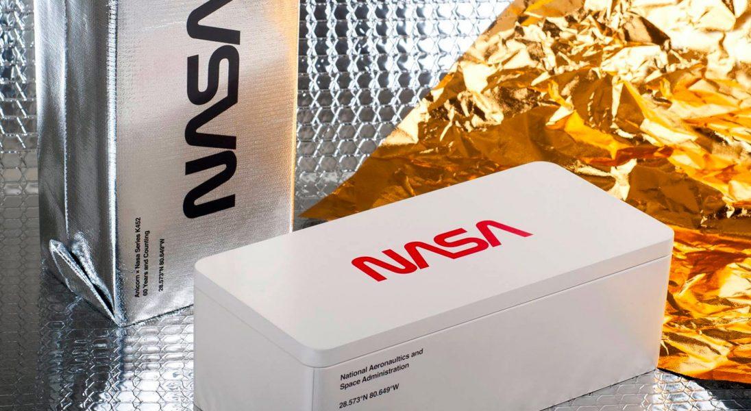NASA wypuszcza specjalną linię zegarków z okazji swojego 60-lecia