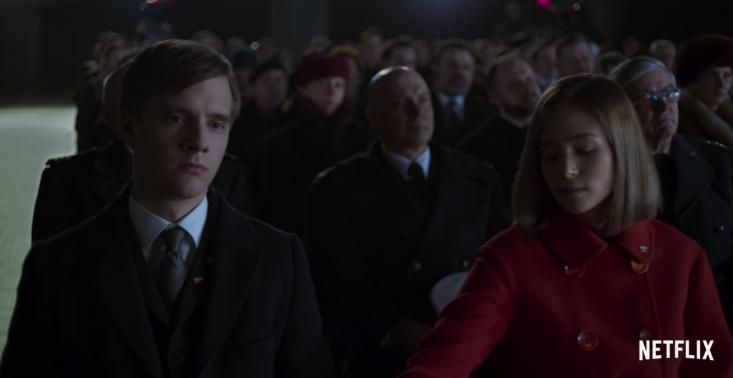 Netflix pokazał zwiastun pierwszego polskiego serialu w reżyserii Agnieszki Holland<