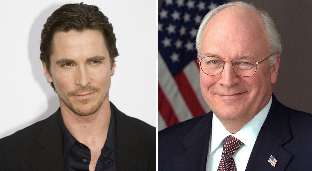 Christian Bale jako Dick Cheney, czyli kolejna nieprawdopodobna metamorfoza aktora