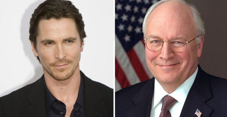 Christian Bale jako Dick Cheney, czyli kolejna nieprawdopodobna metamorfoza aktora<