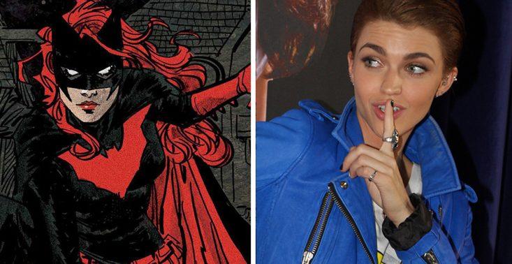 Ruby Rose jako Batwoman - w sieci pojawiło się pierwsze oficjalne zdjęcie zapowiadające film<