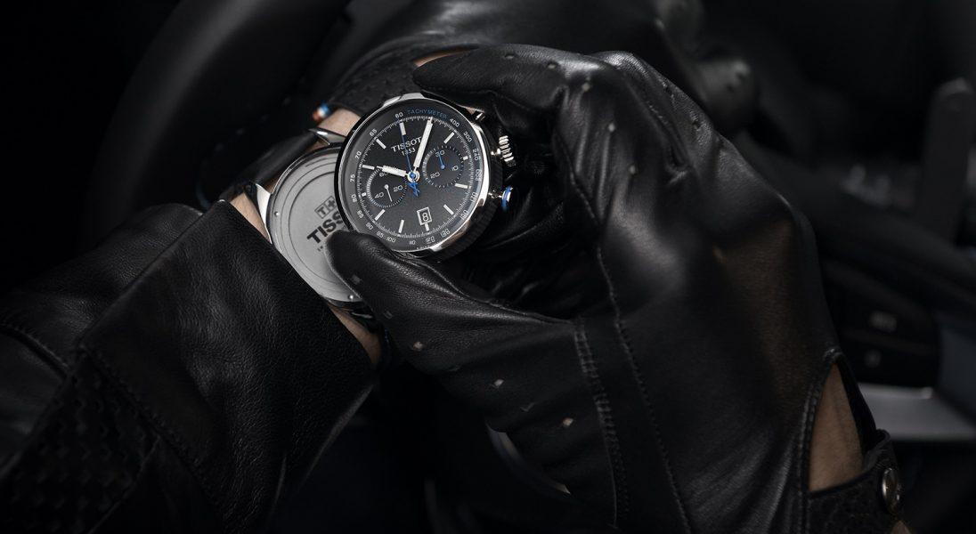 Tissot Alpine On Board Automatic - praktyczny i elegancki zegarek stworzony dla kierowców