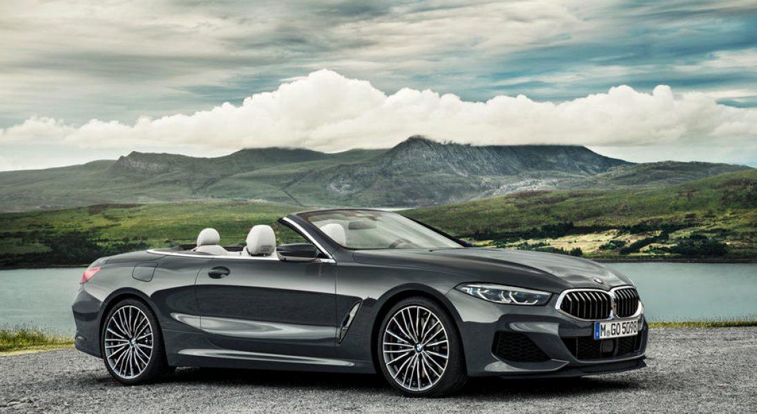 BMW zaprezentowało nowego kabrioleta serii 8