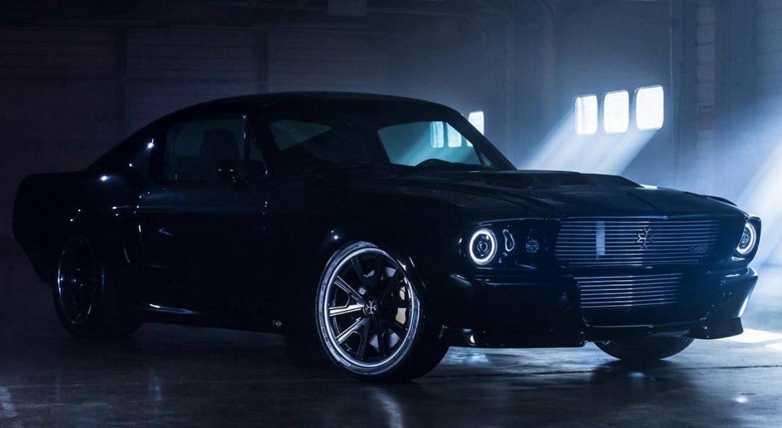 Ford Mustang z lat 60-tych w wersji elektrycznej