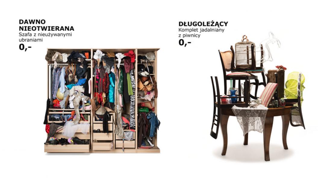 """IKEA promuje kolekcję """"PRZYDA SIĘ"""" z okazji Black Friday. Jest dostępna całkowicie za darmo"""