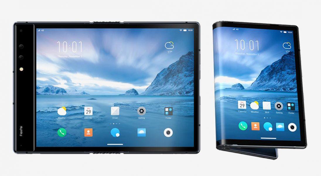 Royole FlexPai - pierwszy smartfon ze składanym ekranem wchodzi na rynek