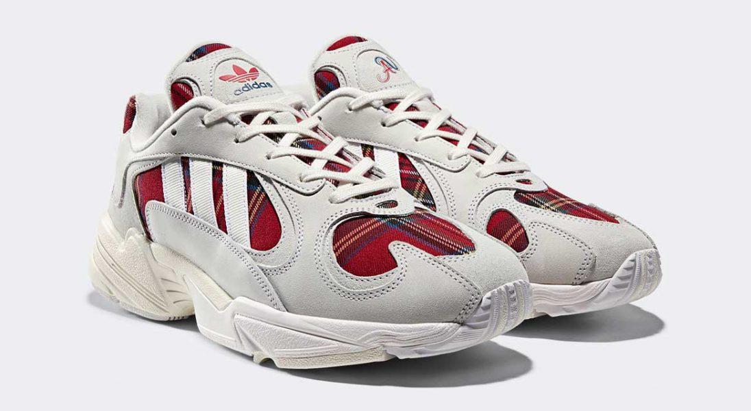Sneakersy stworzone we współpracy z lumpeksem. adidas wypuszcza prospołeczny model butów