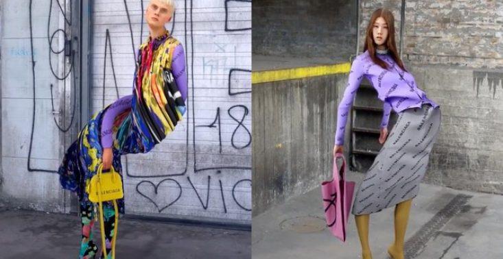 Balenciaga torturuje wirtualnych influencer&oacute;w w najnowszej kampanii na Instagramie<