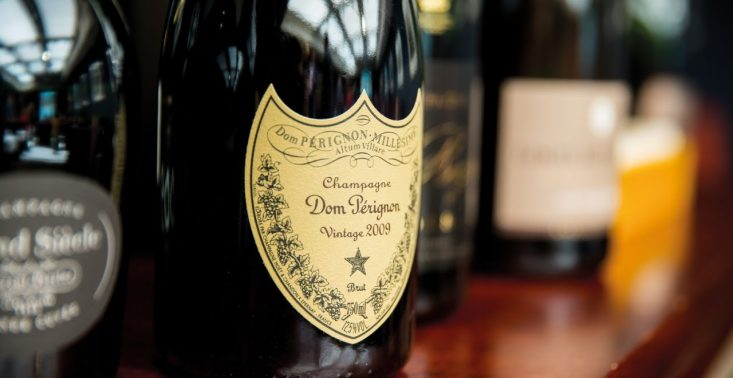 W Lidlu będzie można kupić luksusowego szampana Dom Perignon oraz Moet et Chandon<