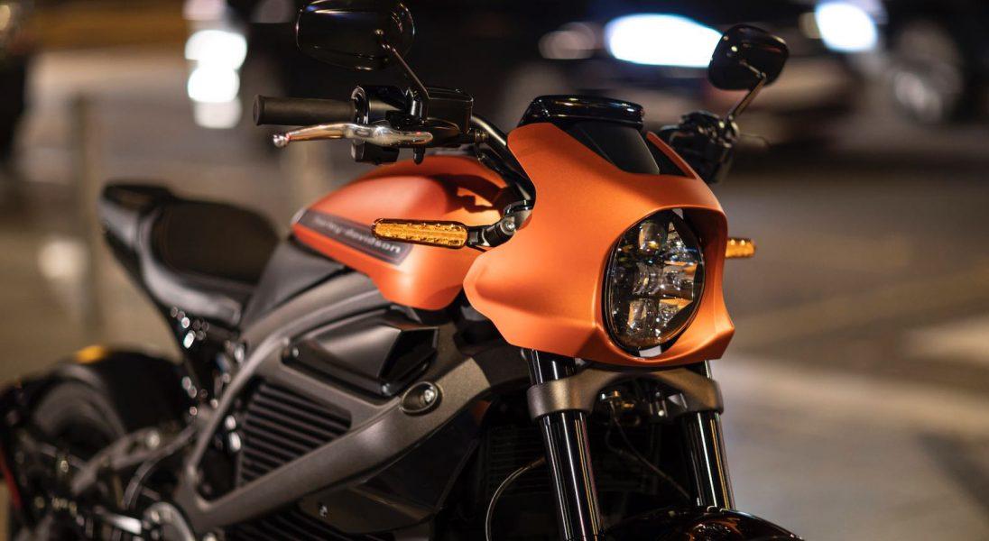 Harley Davidson oficjalnie zaprezentował swojego elektrycznego LiveWire