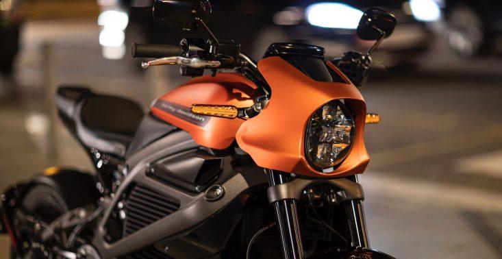 Harley Davidson oficjalnie zaprezentował swojego elektrycznego LiveWire<