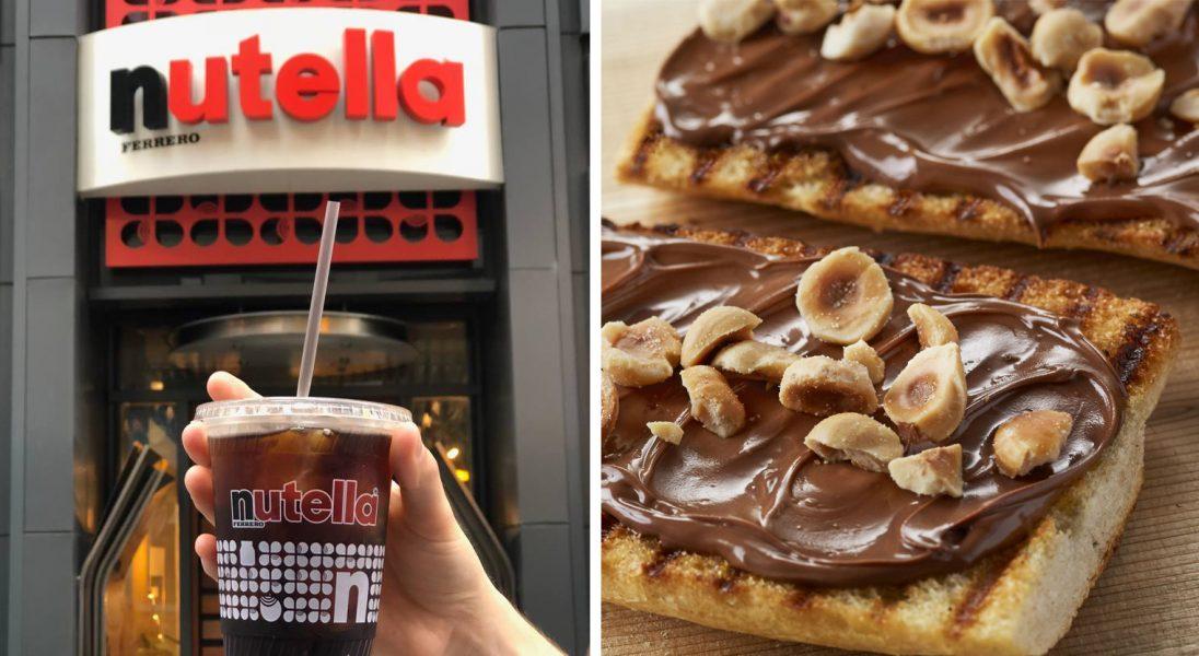 W Nowym Jorku otworzy się Nutella Cafe. W menu m.in. bagietka ze słynnym kremem i orzechami