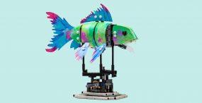FORMA, czyli relaksujące zestawy LEGO dla dorosłych