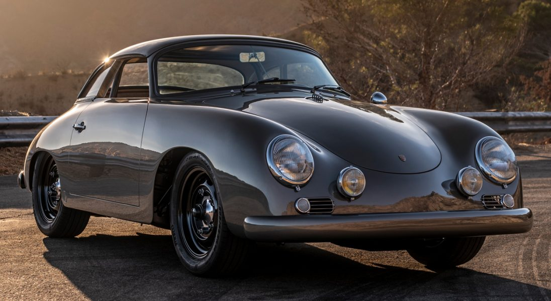 Pięknie odrestaurowane Porsche 356B z kolekcji Johna Oatesa